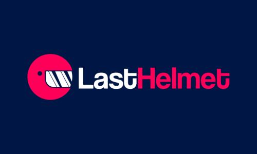 Lasthelmet - Retail startup name for sale