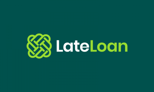 Lateloan - Banking company name for sale