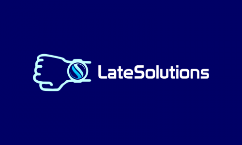 Latesolutions - Recruitment startup name for sale