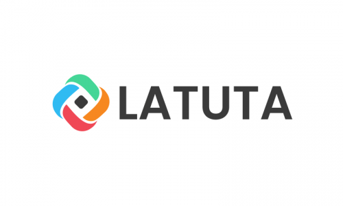 Latuta - Marketing domain name for sale