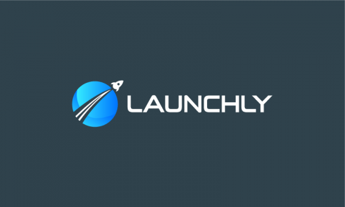 Launchly - Technology business name for sale