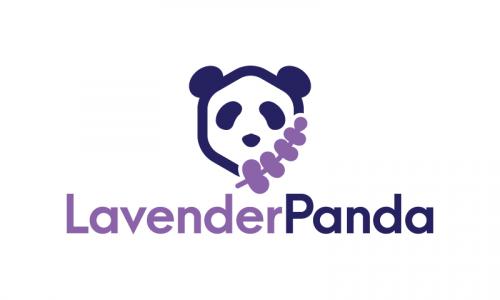 Lavenderpanda - E-commerce brand name for sale