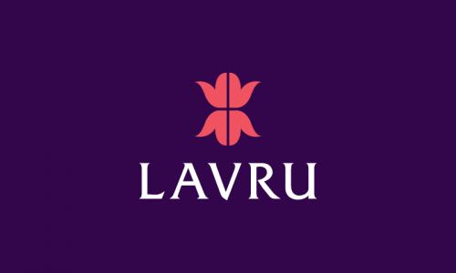Lavru - Retail brand name for sale
