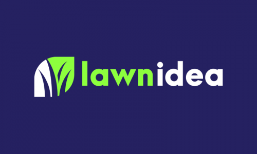 Lawnidea - Business business name for sale