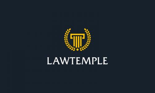 Lawtemple - Legal domain name for sale