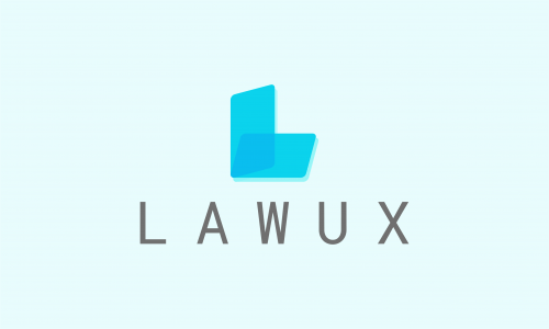 Lawux - Corporate startup name for sale