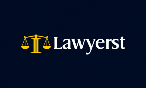 Lawyerst - Law startup name for sale