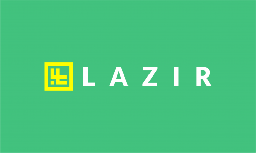 Lazir - Finance startup name for sale