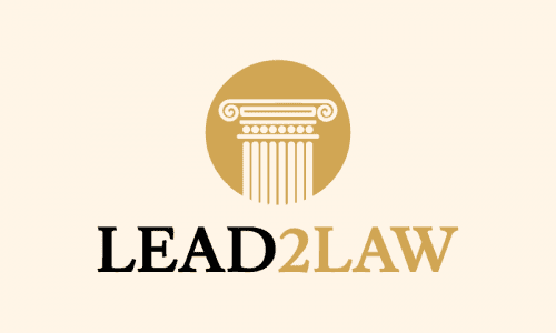 Lead2law - Law company name for sale
