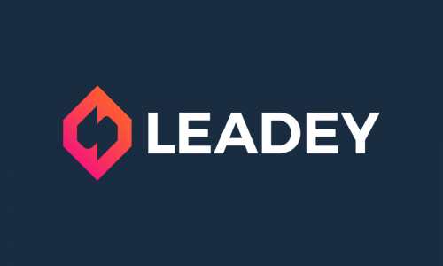 Leadey - Business startup name for sale