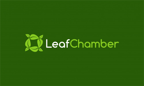 Leafchamber - E-commerce company name for sale