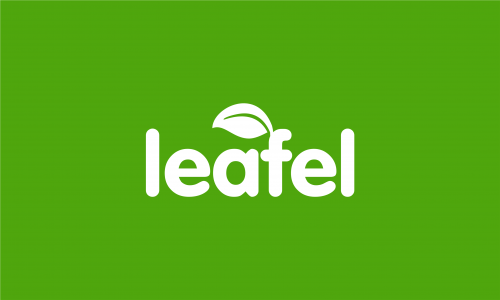 Leafel - Retail brand name for sale
