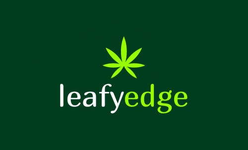 Leafyedge - Agriculture domain name for sale