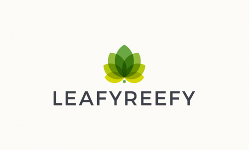 Leafyreefy - Sales promotion company name for sale