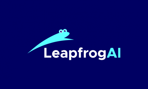Leapfrogai - Artificial Intelligence brand name for sale