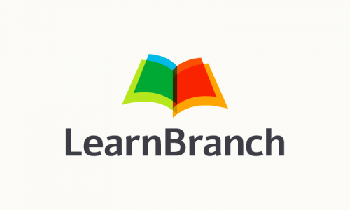 Learnbranch - E-learning startup name for sale