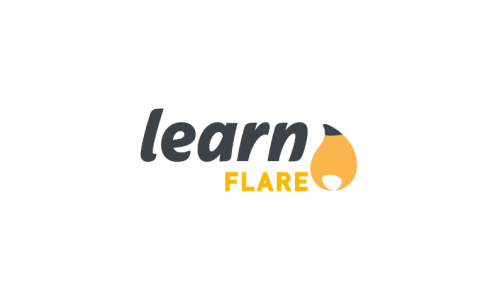 Learnflare - E-learning product name for sale