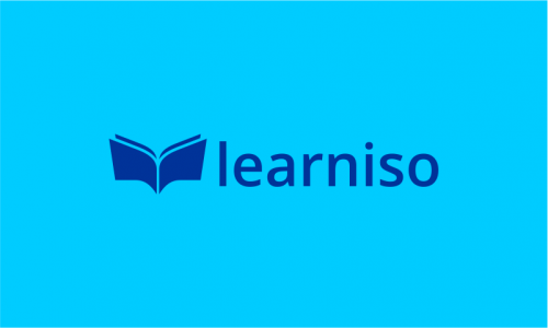 Learniso - Education brand name for sale