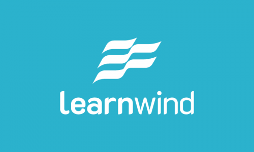 Learnwind - E-learning startup name for sale