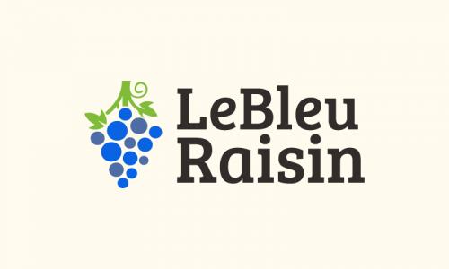 Lebleuraisin - Hospitality company name for sale