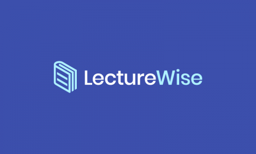 Lecturewise - Support company name for sale