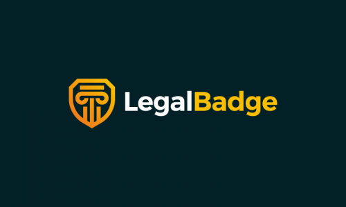 Legalbadge - Law company name for sale