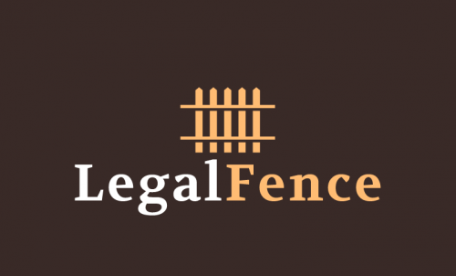 Legalfence - Law startup name for sale
