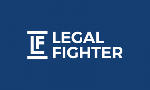 Legalfighter - Law company name for sale
