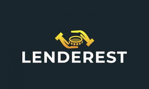 Lenderest - Loans brand name for sale