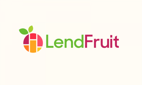 Lendfruit - Banking business name for sale