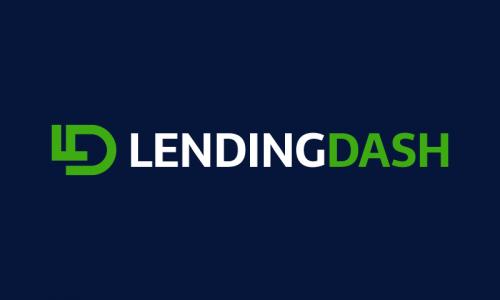 Lendingdash - Finance company name for sale