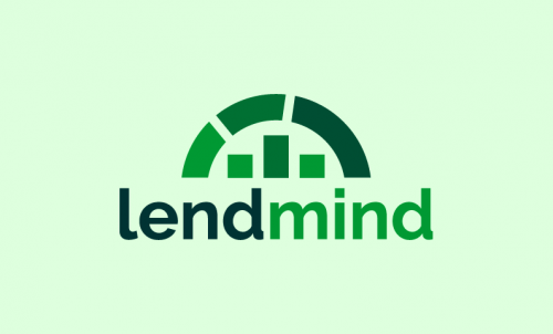 Lendmind - Loans company name for sale