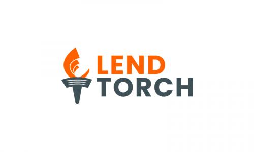 Lendtorch - Loans startup name for sale