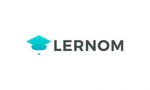 Lernom - Retail startup name for sale
