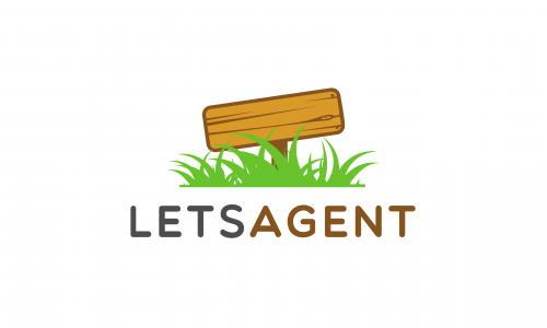 Letsagent - E-commerce startup name for sale