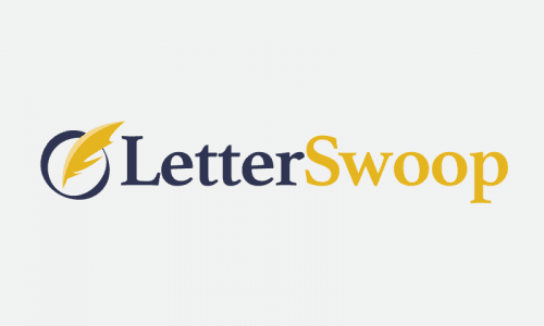 Letterswoop - Media company name for sale