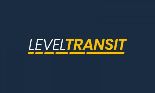 Leveltransit - Transport company name for sale