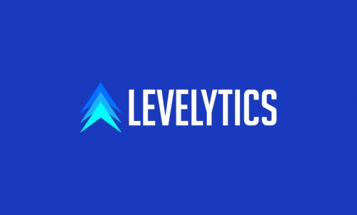 Levelytics - Analytics company name for sale