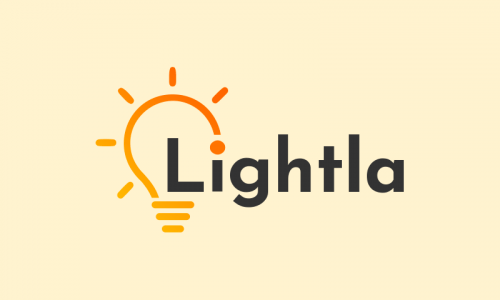 Lightla - Retail company name for sale