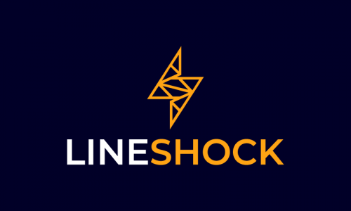 Lineshock - E-commerce company name for sale