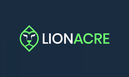 Lionacre - Masculine brand name for sale