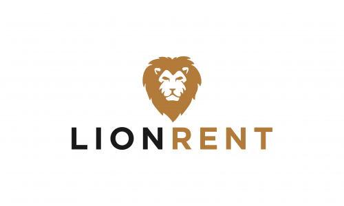 Lionrent - Wellness company name for sale