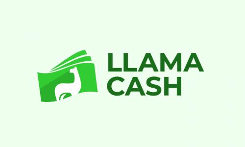 Llamacash - Finance company name for sale