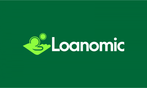 Loanomic - Loans domain name for sale