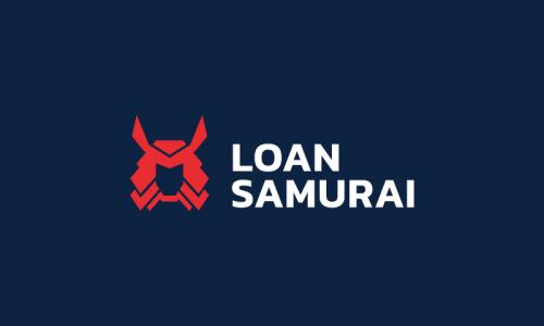 Loansamurai - Loans domain name for sale