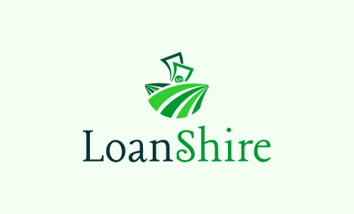 Loanshire - Banking brand name for sale
