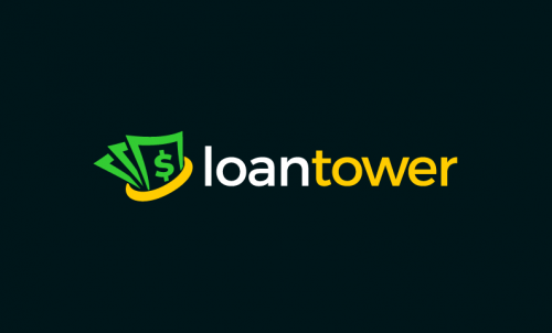 Loantower - Banking brand name for sale