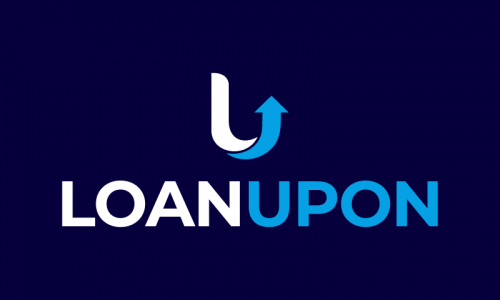 Loanupon - Banking startup name for sale