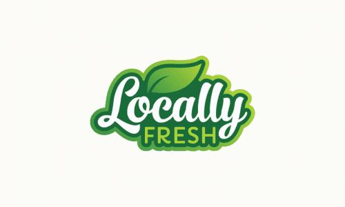 Locallyfresh - Healthcare startup name for sale