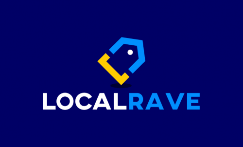 Localrave - Marketing brand name for sale